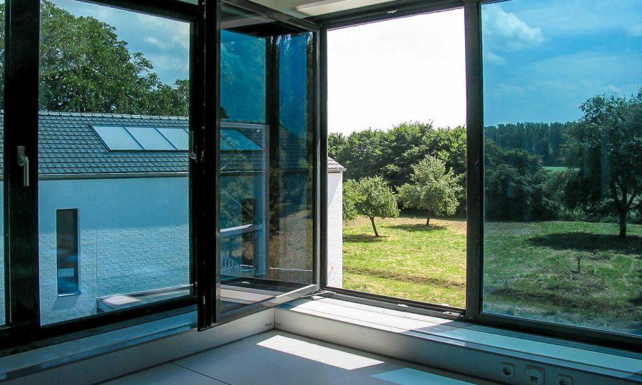 EControl Glas Fensterblick